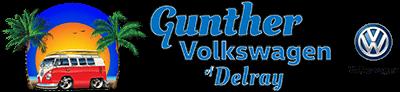 Gunther Volkswagen Logo Small