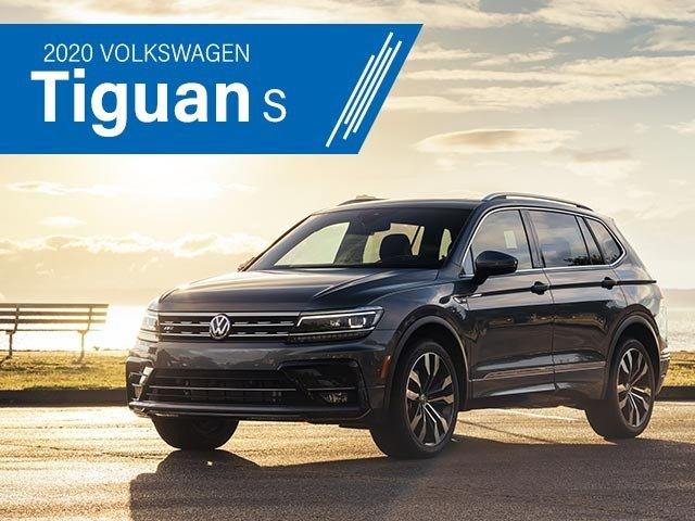 2020 VW Tiguan S