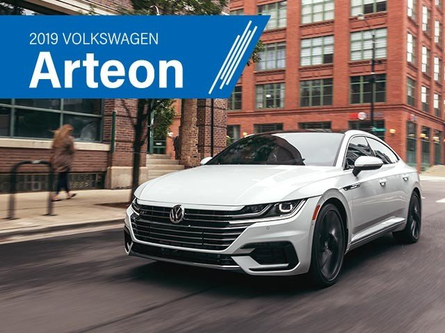 Lease a VW Arteon at Gunther Volkswagen Delray Beach, fl
