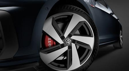 2021 golf gti wheel in delray beach, fl