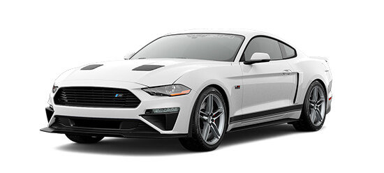2019 white ford ROUSH stage 2 mustang in sayville ny