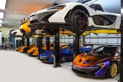 Schedule service today at McLaren North Jersey