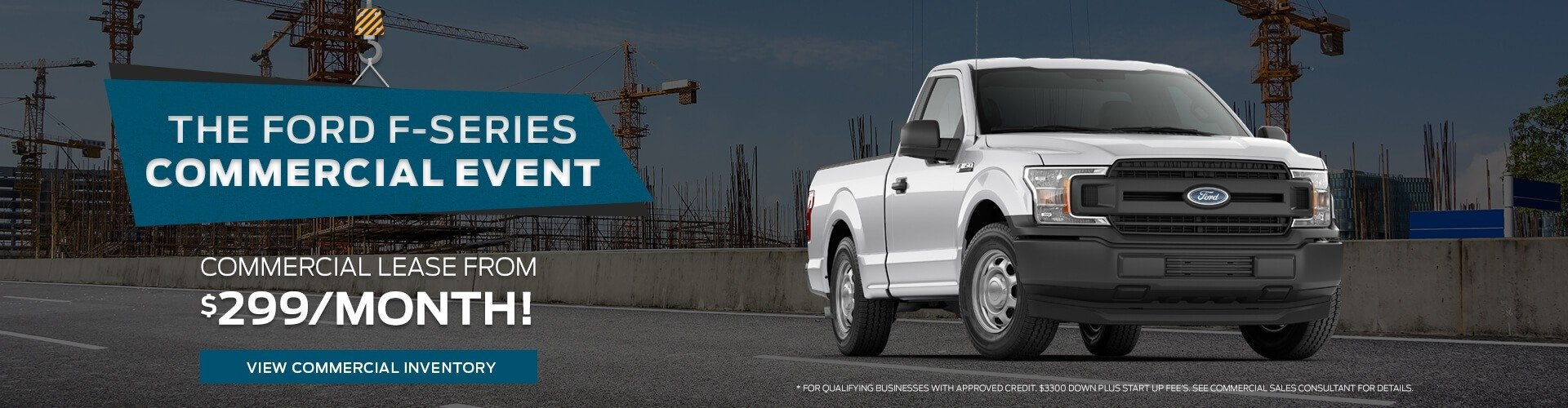 Ford F-Series Commercial Event
