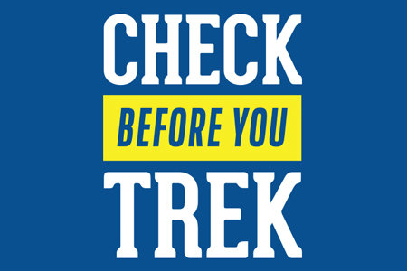 Check Before You Trek