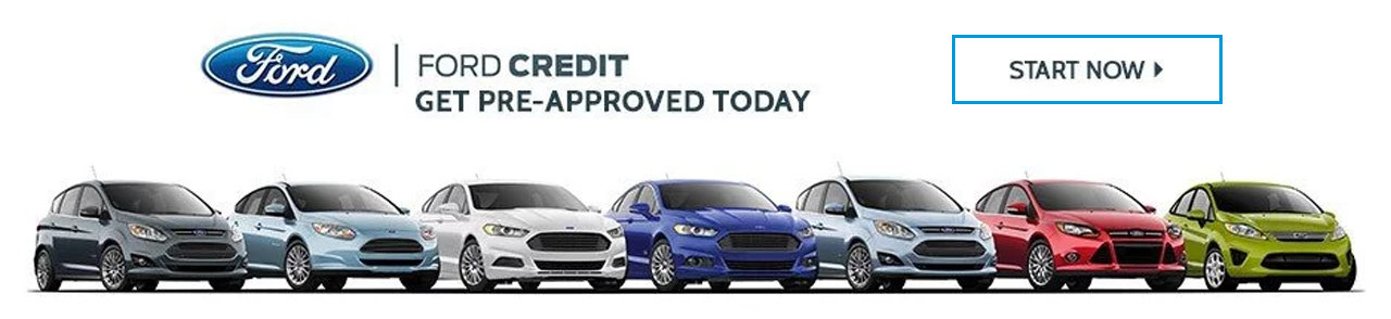 Ford Credit Get Pre-Approved Now