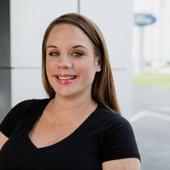 Customer Relations Representative Cassandra Gibson in Sales at Karl Flammer Ford