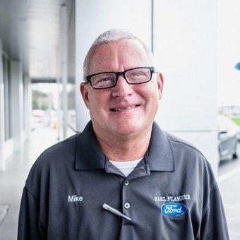 Sales Team Member Mike Lundin in Sales at Karl Flammer Ford