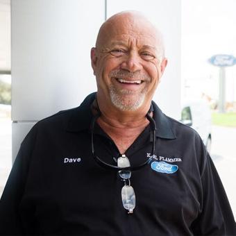 Sales Team Member Dave Ruark in Sales at Karl Flammer Ford