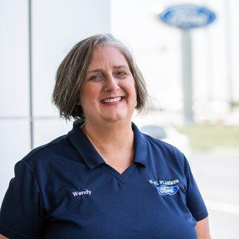 RentalCar/Loaner Wendy Weaver in Service at Karl Flammer Ford