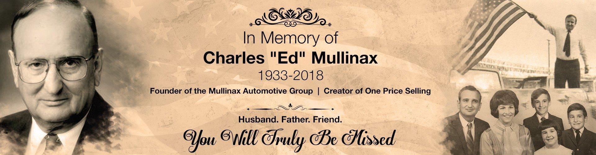 Ed Mullinax Tribute