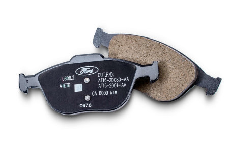 Coupon for Motorcraft® Brake Pads Installed $99.95 or Less