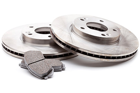 Coupon for Motorcraft® Complete Brake Service $179.95 OR LESS