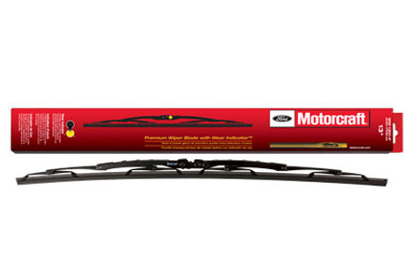 Coupon for Motorcraft® Premium Wiper Blades $19.96 MSRP