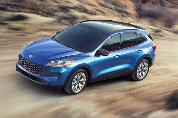 2020 Ford Escape specs