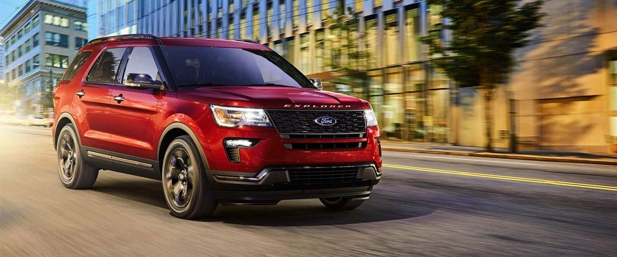 2019 Ford Explorer Engine Specs & Performance