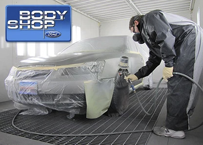 Body Shop & Collision Center at Mullinax Ford of West Palm Beach