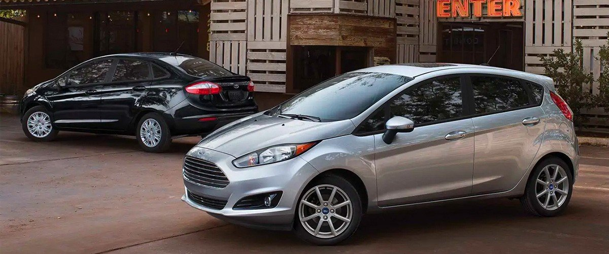 Ford Focus footer