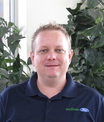 Finance Department Lance Cunningham in Finance at Mullinax Ford West Palm