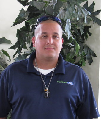 Used Vehicle Manager Hagi Goodwin in Sales at Mullinax Ford West Palm