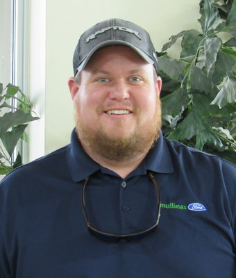 Sales Consultant Charles McCormack in Sales at Mullinax Ford West Palm