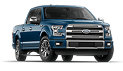 black ford f150 pickup truck at our Mobile ford dealership