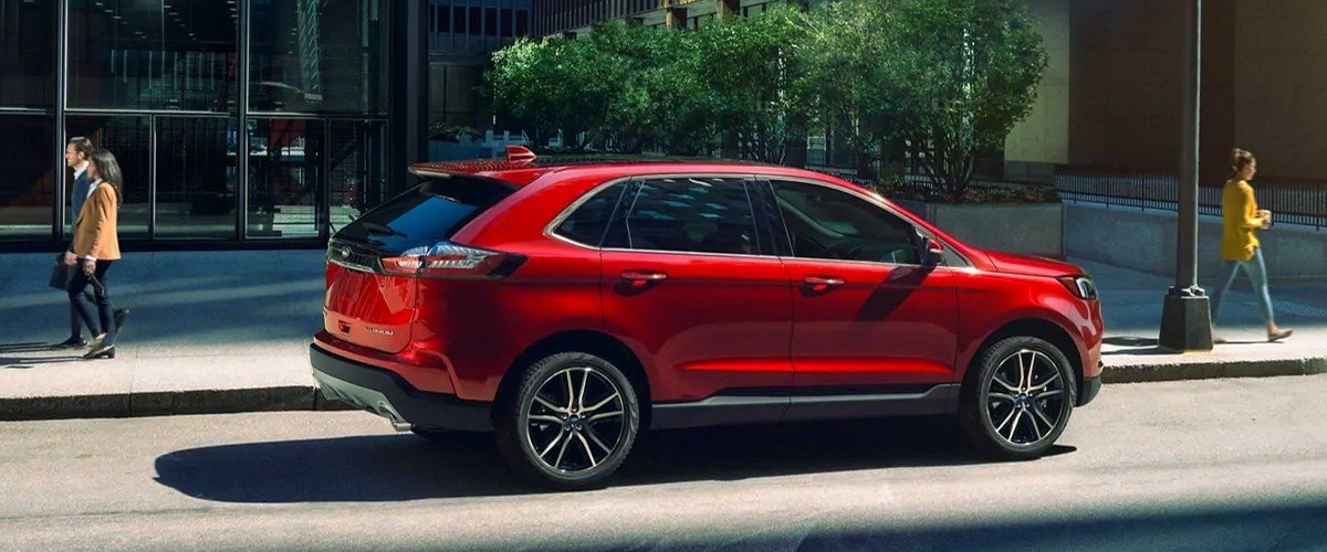 2019 Ford Edge Footer