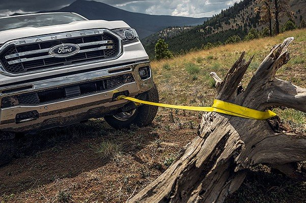 2019 Ford Ranger Engine Specs & Safety