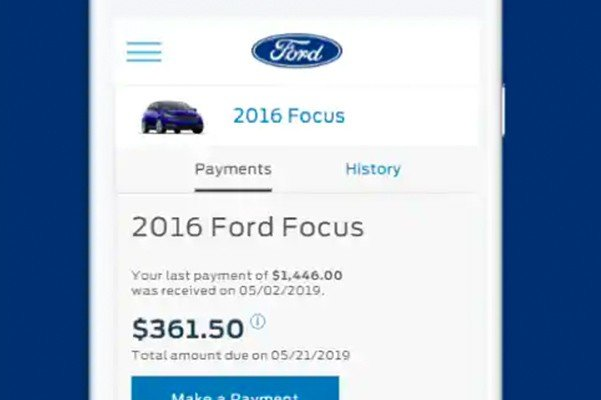 FordPass Payments