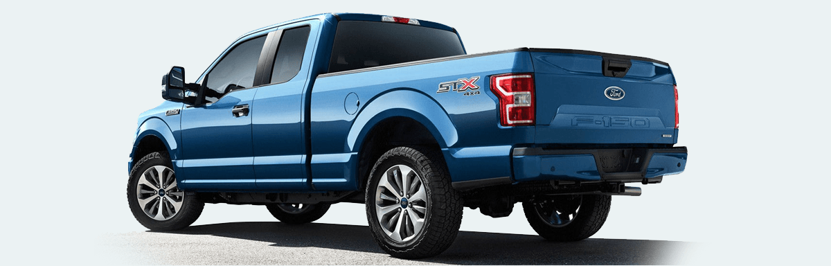 The 2018 Ford F-150 Design