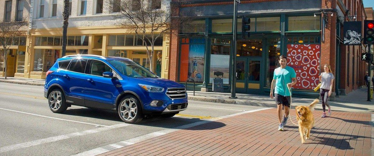 2019 Ford Escape Engine Specs & Performance