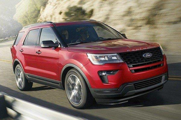 2019 Ford Explorer Engine Specs & Safety