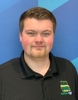 Internet Sales Consultant Blake Rowell in Internet Sales at Mullinax Ford of Mobile