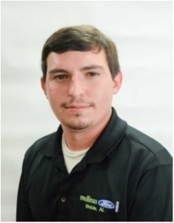 Sales Consultant Ben Howell in Sales at Mullinax Ford