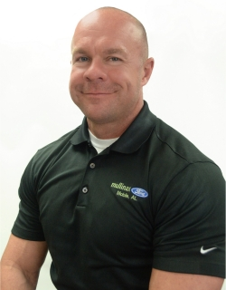 Sales Consultant Bobby Greger in Sales at Mullinax Ford