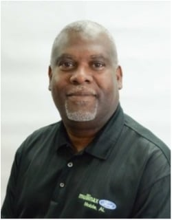 Sales Consultant James Stallworth in Sales at Mullinax Ford