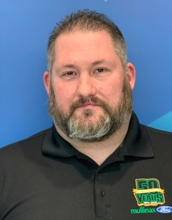 Sales Consultant Ryan Miracle in Sales at Mullinax Ford of Mobile