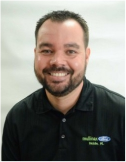 General Manager Keith Parrett in Sales at Mullinax Ford