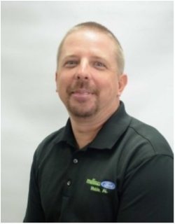 Internet Sales Consultant Michael Stieber in Sales at Mullinax Ford