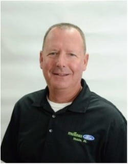 Sales Consultant Patrick Poeschl in Sales at Mullinax Ford
