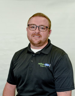 Sales Consultant Jake Summey in Sales at Mullinax Ford