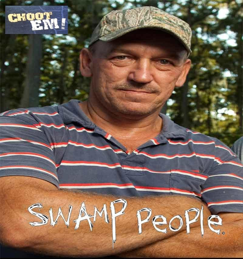 2018 Swamp People Choot Em