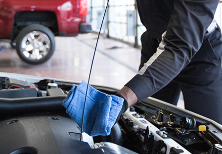 Schedule your service with Kightlinger Motors today