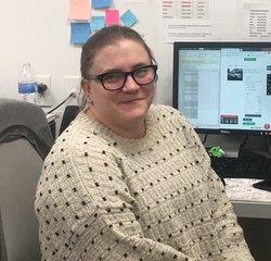 Customer Care Specialist Kimberly Hurd in Customer Care Team at Kightlinger Motors