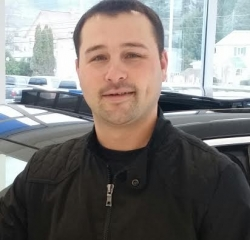 Internet Sales Manager AJ Kightlinger in Sales at Kightlinger Motors