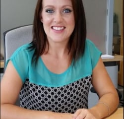 F & I Assistant  Amanda  Williams in Finance at Kightlinger Motors