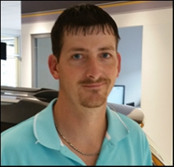 Sales Consultant Chad  Perkins in Sales at Kightlinger Motors