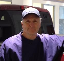 Owner Dan Kightlinger in Owners at Kightlinger Motors