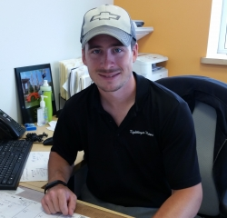 General Manager Sales Rory Kightlinger in Sales at Kightlinger Motors