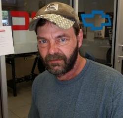 Technician Scott  Tubbs in Service at Kightlinger Motors