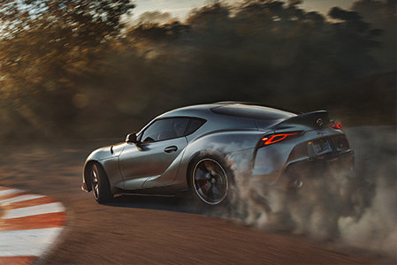 Silver 2020 Toyota Supra coming soon to Long Island, NY.